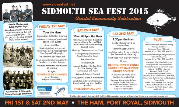 Sea Fest prog ad